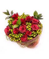Снимка от Букет от рози  - Изисканост
