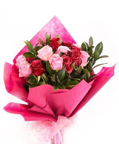 Снимка от Букет от рози  - Изтънченост