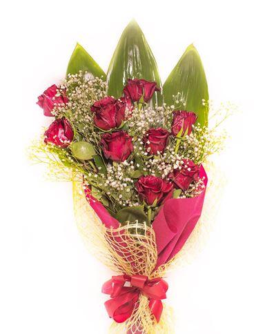 Снимка от Букет от рози  - Удивление