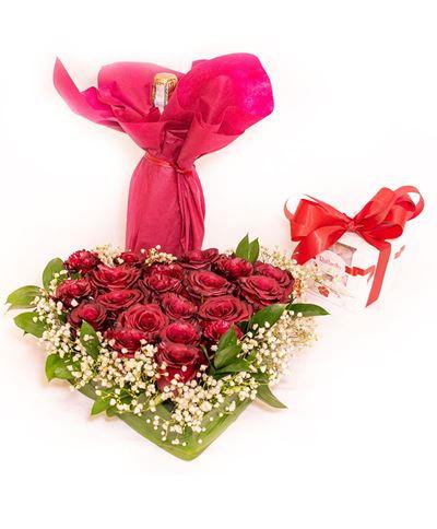 Снимка от Сърце от рози - Еуфория