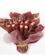 Снимка от Букет от бонбони - Пурпурно вълшебство
