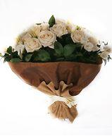 Снимка от Букет от рози - Кралица