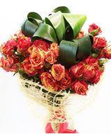 Снимка от Букет от рози - Великолепен