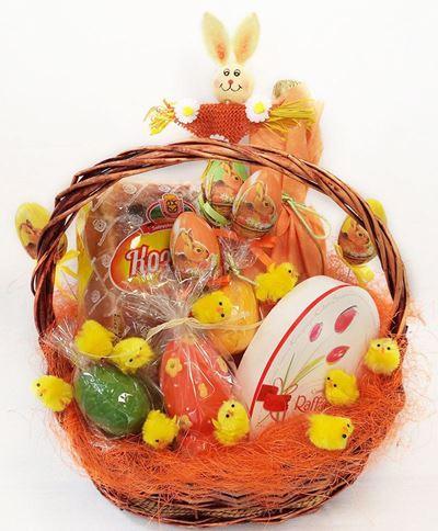 Снимка от Слънчева великденска кошница