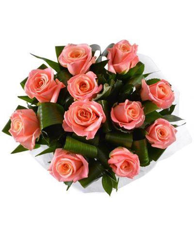 Снимка от Букет от рози - Елегантен