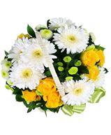 Снимка от Кошница с цветя Вълшебна приказка