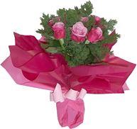 Снимка от Букет от рози Сладост