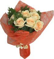 Снимка от Букет от рози Привързаност