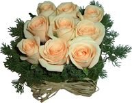 Снимка от Букет от рози Искреност