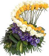Снимка от Букет от рози Арфа