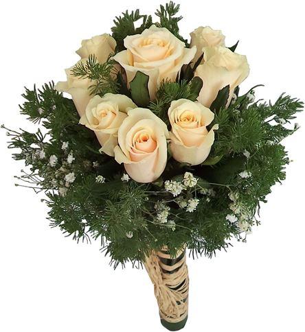 Снимка от Букет от рози Блестящ