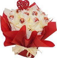 Снимка от  Букет от бонбони Шоколадова целувка
