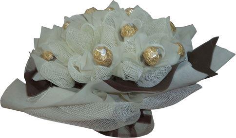 Снимка от Букет от бонбони Изисканост