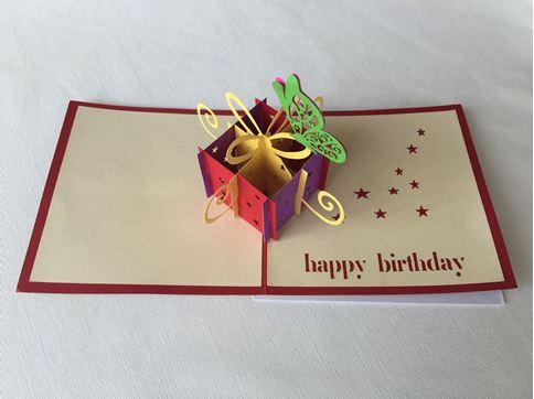 Снимка от Луксозна картичка за Рожден Ден