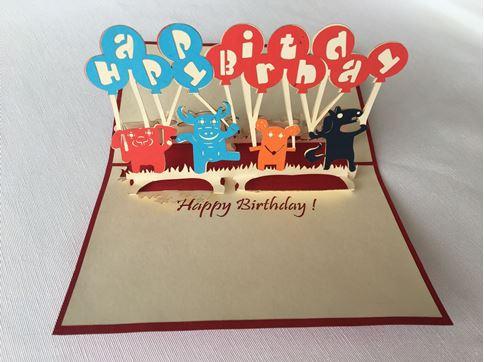 Снимка от Бляскава картичка за Рожден Ден