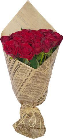 Снимка от Букет с рози Модерен 1