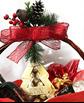 Снимка от Коледна кошница в червено